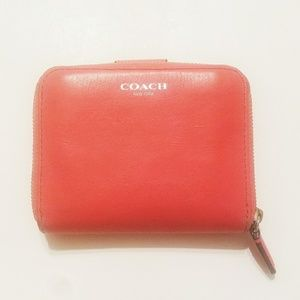 Coach wallet- Watermelon
